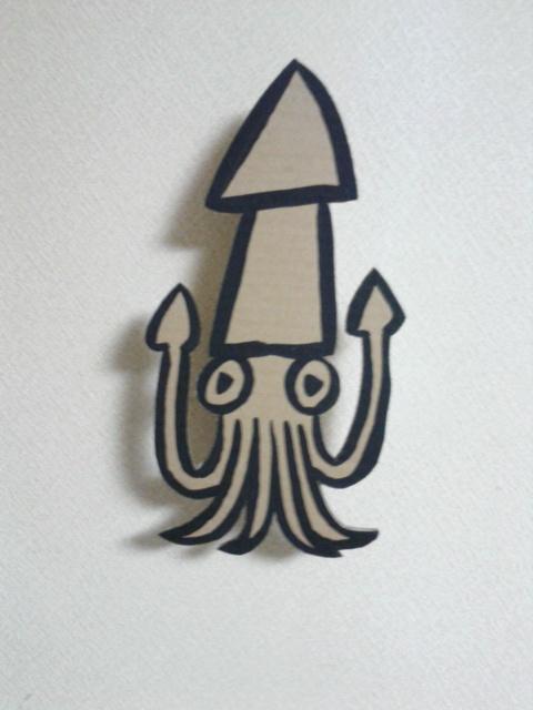 """""""banzai squid"""""""
